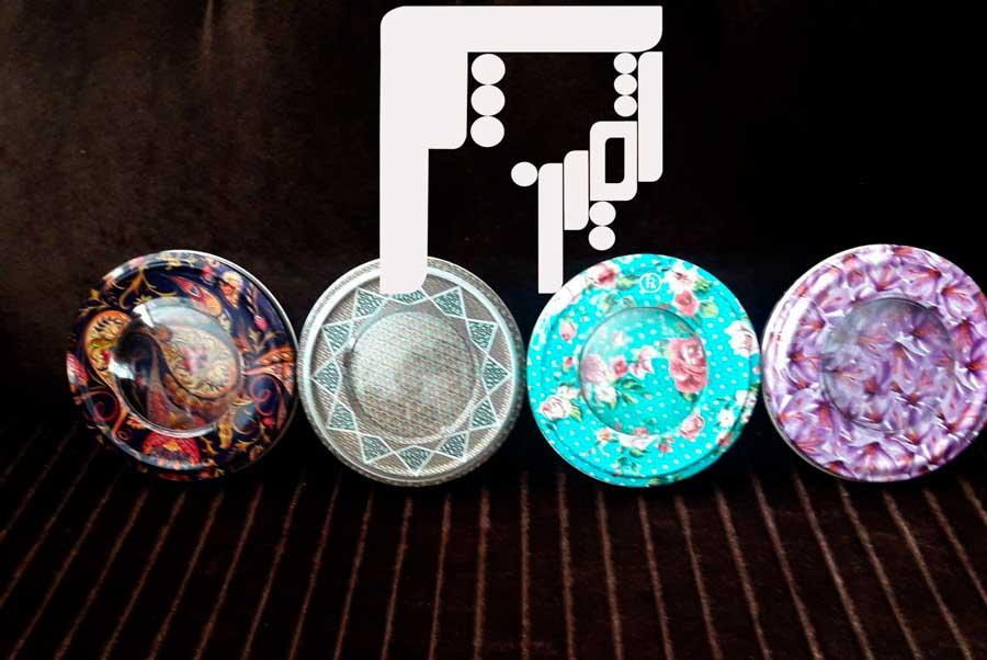 قیمت ظرف خاتم زعفران