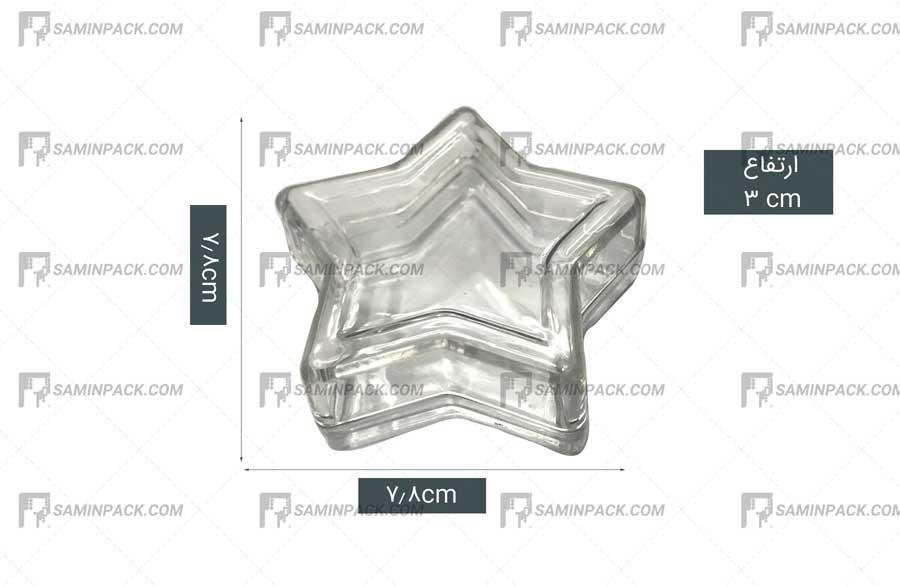 فروش ظروف پلاستیکی زعفران
